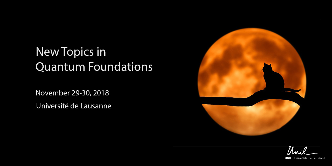 Quantum Foundations Workshop